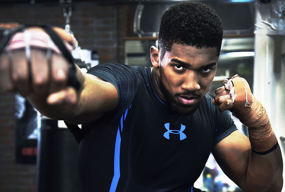 I Want Wilder Not Whyte, Joshua Insists