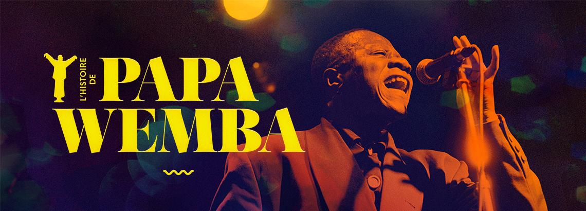 THE STORY OF PAPA WEMBA