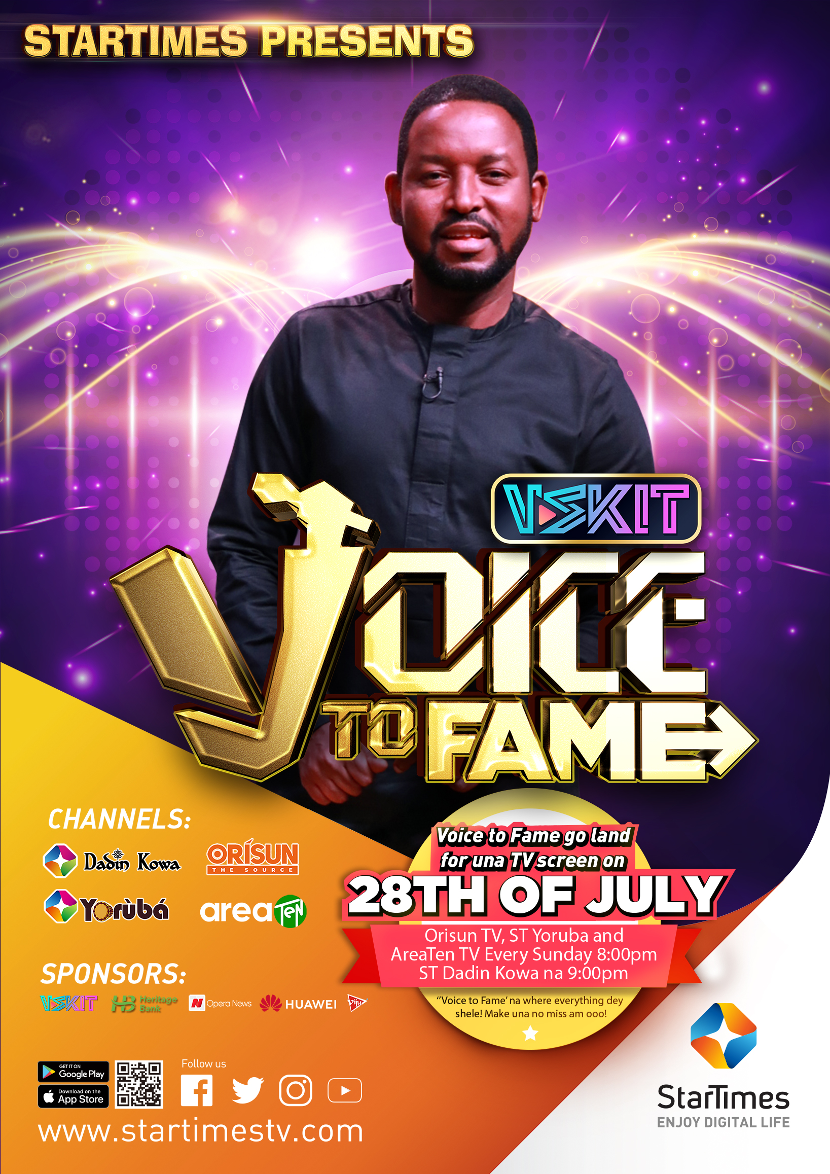 VOICE TO FAME 3