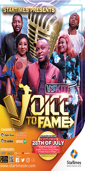 VOICE TO FAME